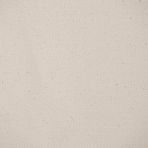 100% Cotton Canvas White
